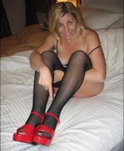 Schuhe in Geile Omas und reife Hausfrauen in Nylons