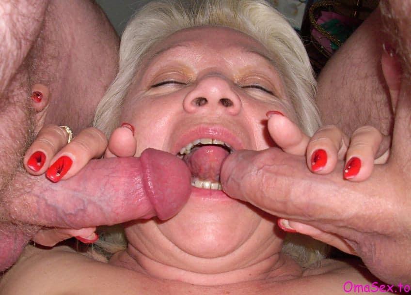 Alte alte Oma braucht 12 Zoll